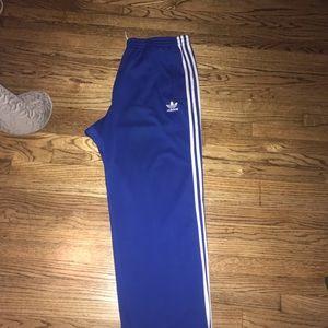 Adidas track suit pants xxl